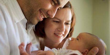 ¿Cómo apoyar a la familia de un recién nacido?