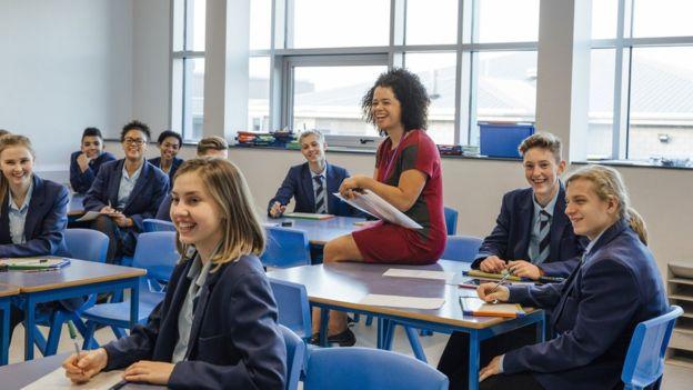 """""""Es más que un programa antibullying. Es una filosofía de vida que apunta al bienestar escolar, a crear un clima de trabajo donde los chicos puedan tener tolerancia y respeto""""."""