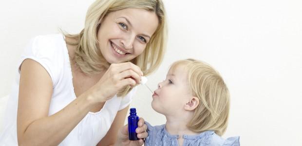 Terapia Floral para bebés y niños