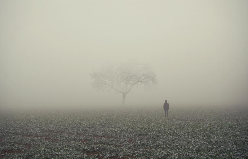 Sentirse vacío: Un síntoma de algo más